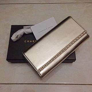 Charles & Keith Wallet / Clutch