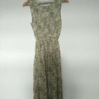 Maxi Dress Batik