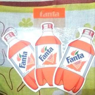 Korean Stationery (Fanta Orange Story)