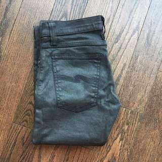 Nudie Jeans - Size 25 Black