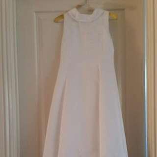 Childs First Communion Dress