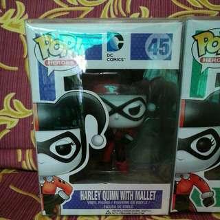 Funko Pop! Classic Harley Quinn Set