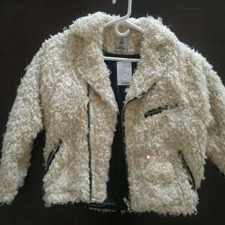 ***BRAND NEW W/ TAGS*** Urban Outfitters Fluffy Bear Coat