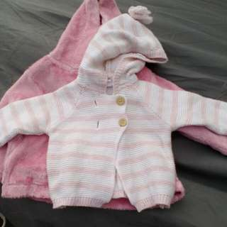 Woolen Jacket Newborn