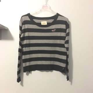 *Reduced* Hollister Striped Sweater