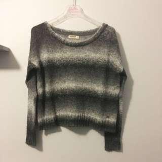 *Reduced* Garage Striped Sweater