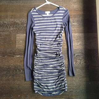 Fitted Witchery Winter Dress Size 6