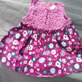 Girls Dress Newborn