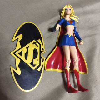 DC Direct Supergirl With Stand