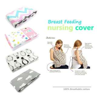Breast Feeding Nursing Cover