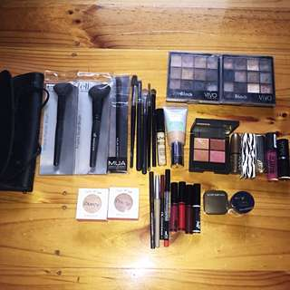 MAKEUP - MAC, Stila, Elizabeth Arden Etc