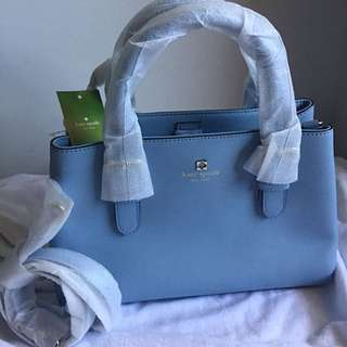 Kate Spade Cove Street Provence (arctic Sky/light Blue)