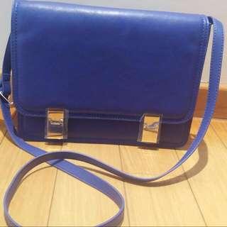 Reduced Price !😊😊Esprit DARK BLUE bag