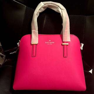 (Vday Sale)New And Authentic (BNWT) Kate Spade Cedar Street Maise In Pink