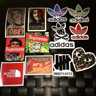 Sticker Waterproof High Quality - Branded Labels Stickers Decals