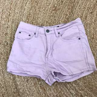 Soggy High Waisted Shorts