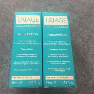 Uriage Mask And Creme