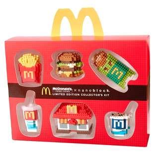 BN McDonald's Nonoblock set