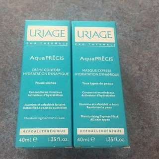 Uriage Creme And Mask