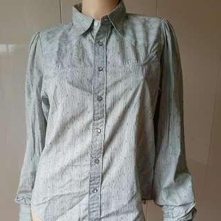 Ralph Lauren Size 12 Blouse Shirt
