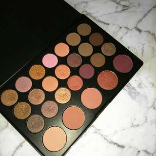 COASTAL SCENTS 26 EYESHADOW & BLUSH PALETTE