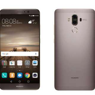 Huawei Mate 9 (Mocha Brown/Champagne Gold)