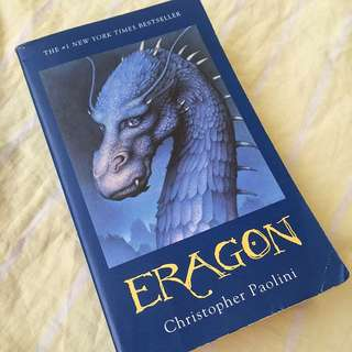Eragon By Paolini
