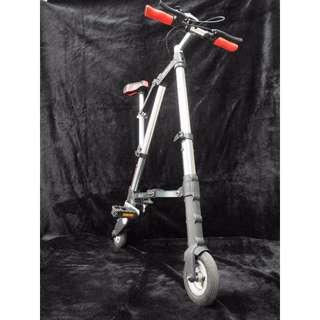 正版英國A-bike 原始六吋版 近全新