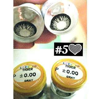 FRESH CONTACT LENSES (1-9 Designs See On My Shop)