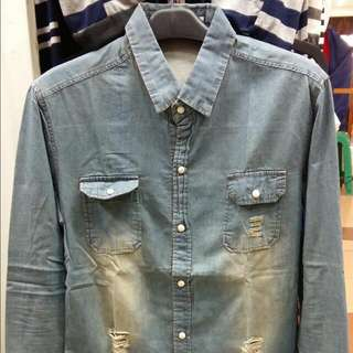 Denim Panjang Import Size M