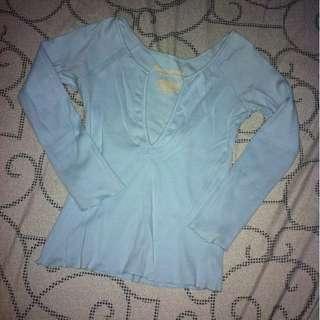 Long-sleeves top/blouse