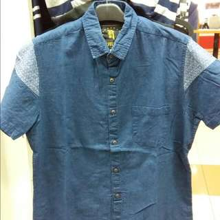 Cambray Navy  Size L