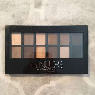 The Nudes - Maybelline