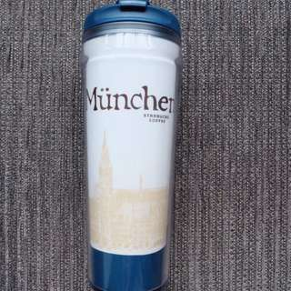 Tumbler Starbucks City Edition Muenchen