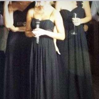 Long Black Dress - Worn Once