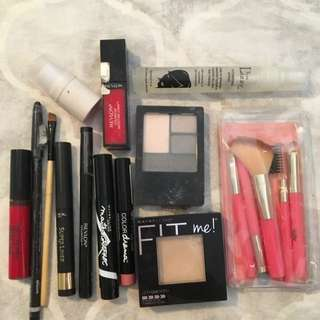 Mixed Makeup Bundle