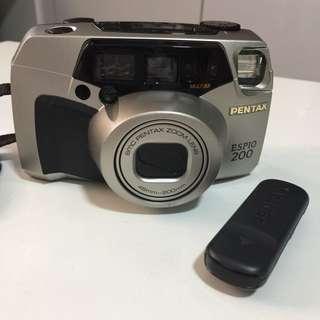 Pentax Espio 200 Film Camera