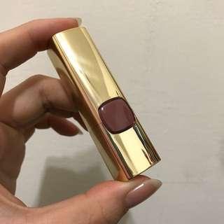 巴黎萊雅 純色訂製唇膏 💄loreal B404 奶茶裸膚