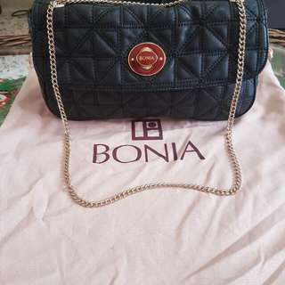Bonia Full Leather Bag