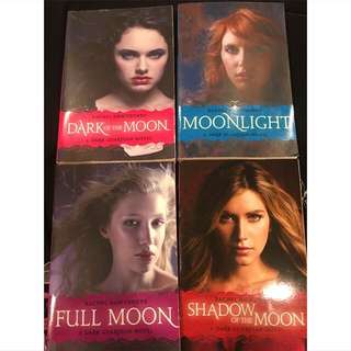 Dark Guardian Novels