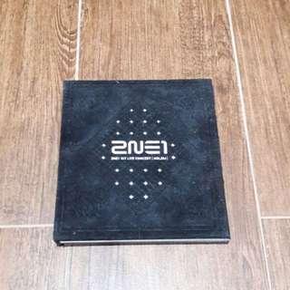 2NE1 The First Live Concert Nolza