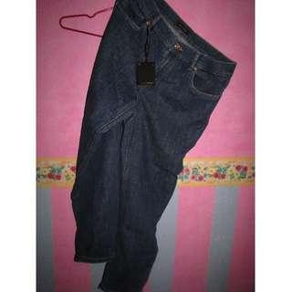 Massimo dutti jeans dark blue