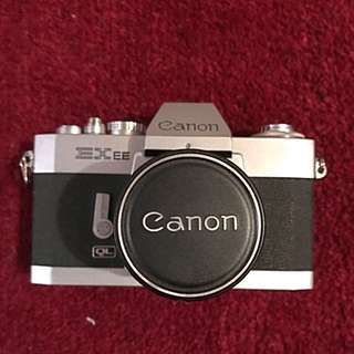 Canon EXEE Film Camera