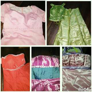 Re Priced Gown / DressTake All