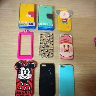 iPhone SE , 5s , 5 殼