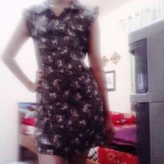 Dress, Bahan Halus, Size S / M