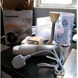 Panasonic hand blender MX-GS1