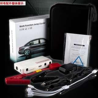 汽車應急啟動電源套裝 可做手機充電30000mah