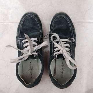 Amanda Jane's Suede Sneaker