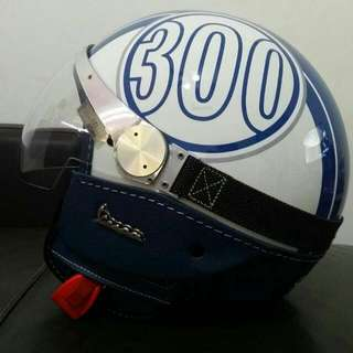 Vespa Helmet Made From Italy